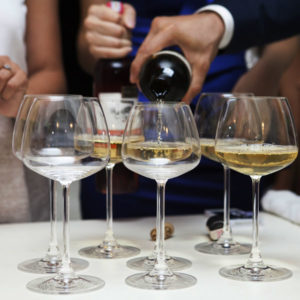 degustation vin oenologie gard